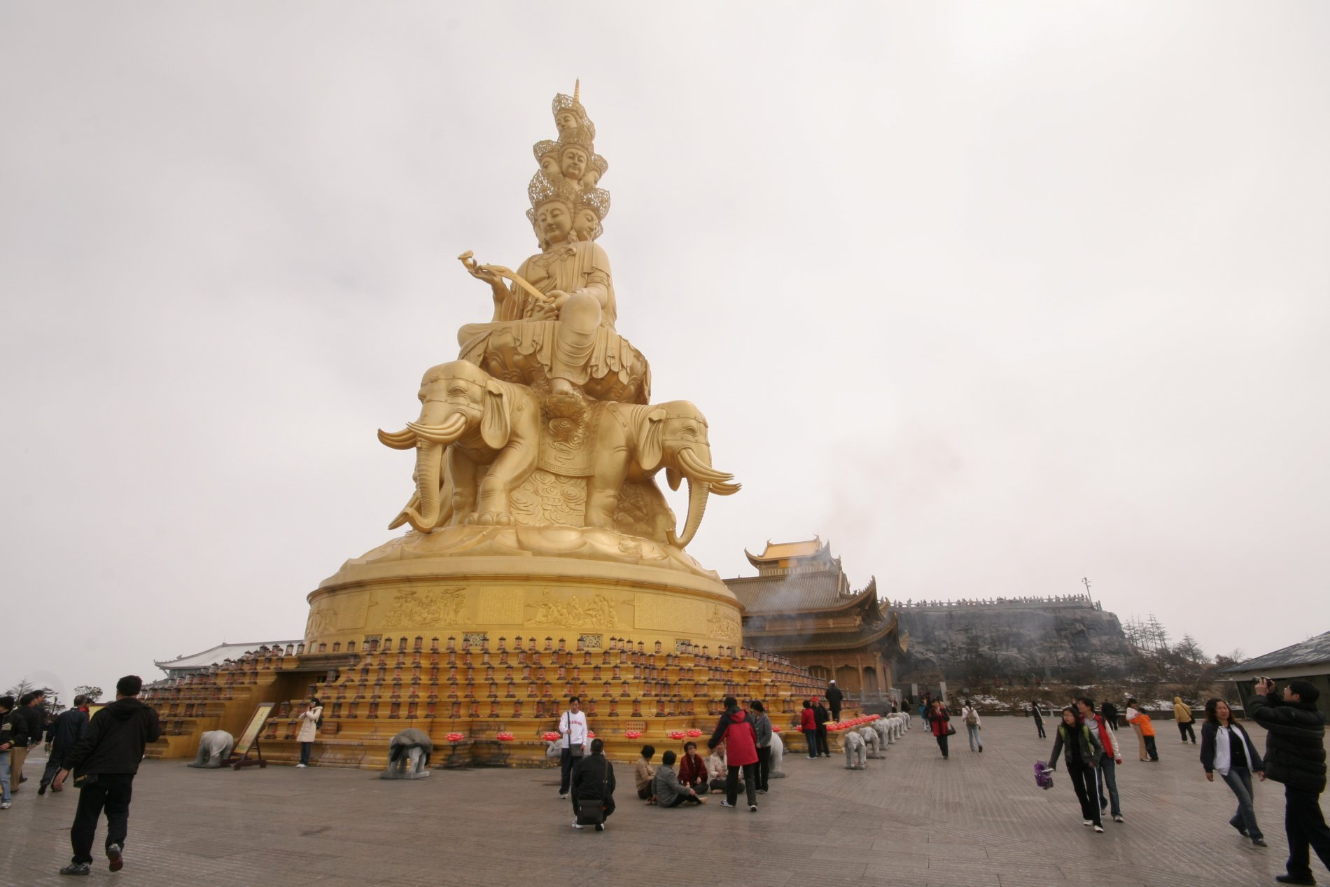 Picture of Emei Shan