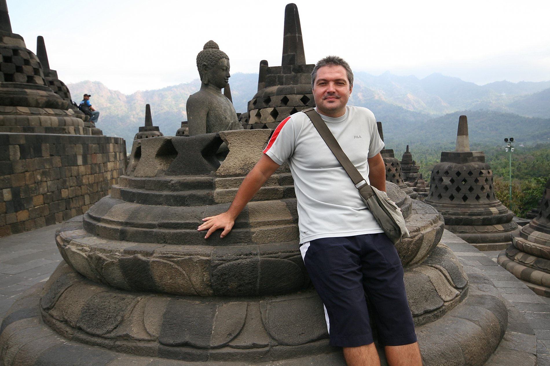 Picture of Borobudur