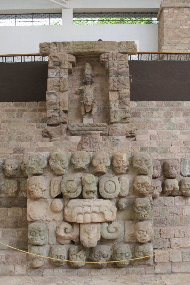 Picture of Copan Museo