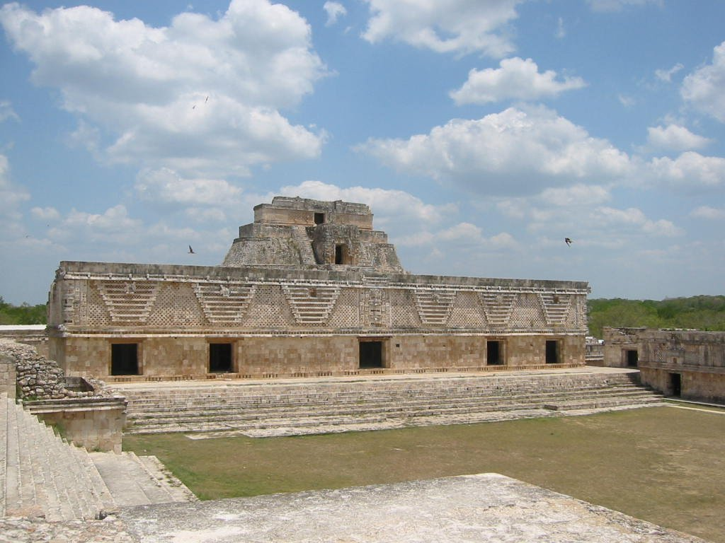 Picture of Uxmal
