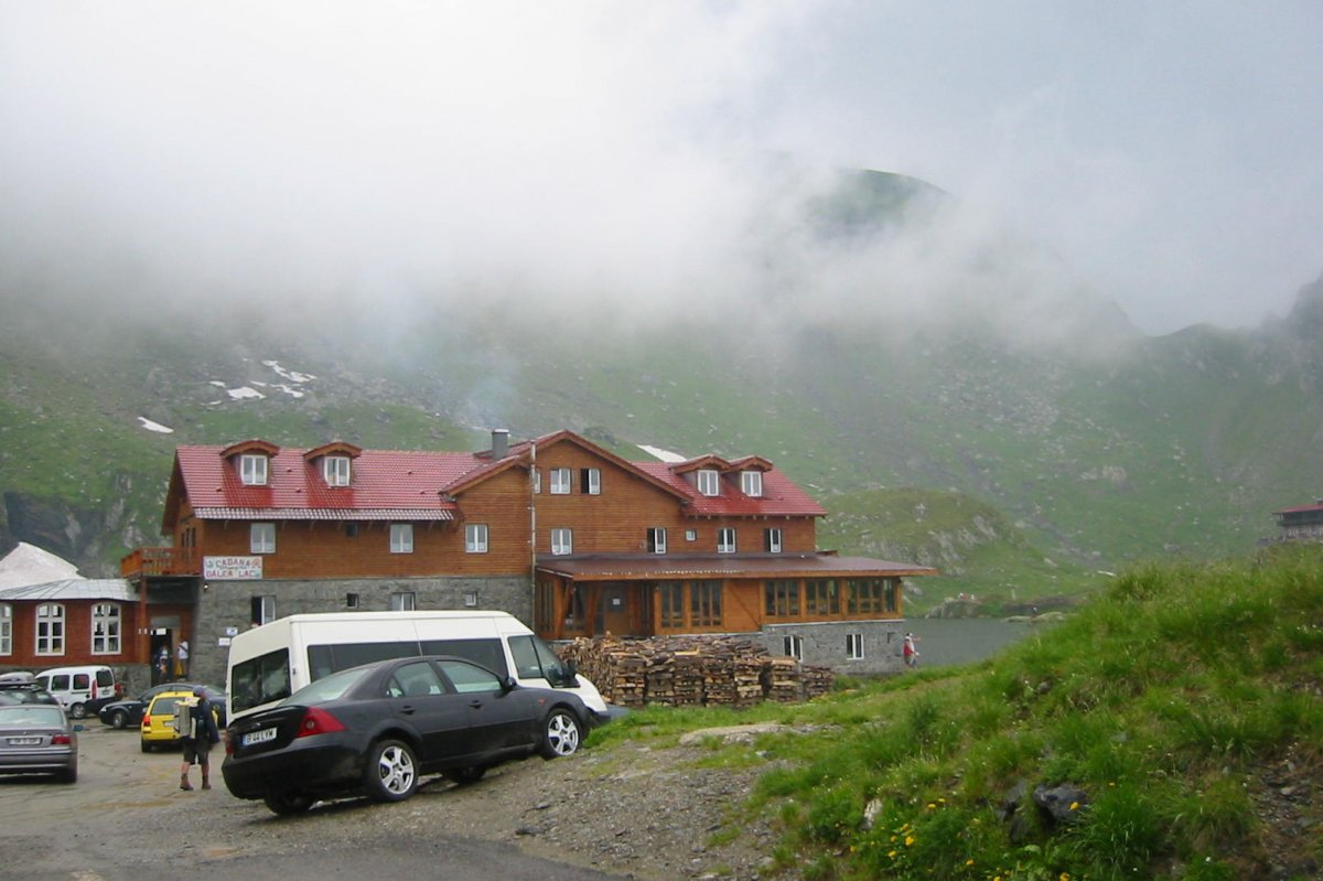 Picture of Transfagarasan