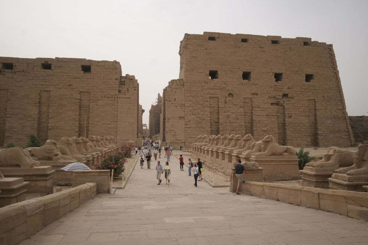 Picture of Karnak Temple