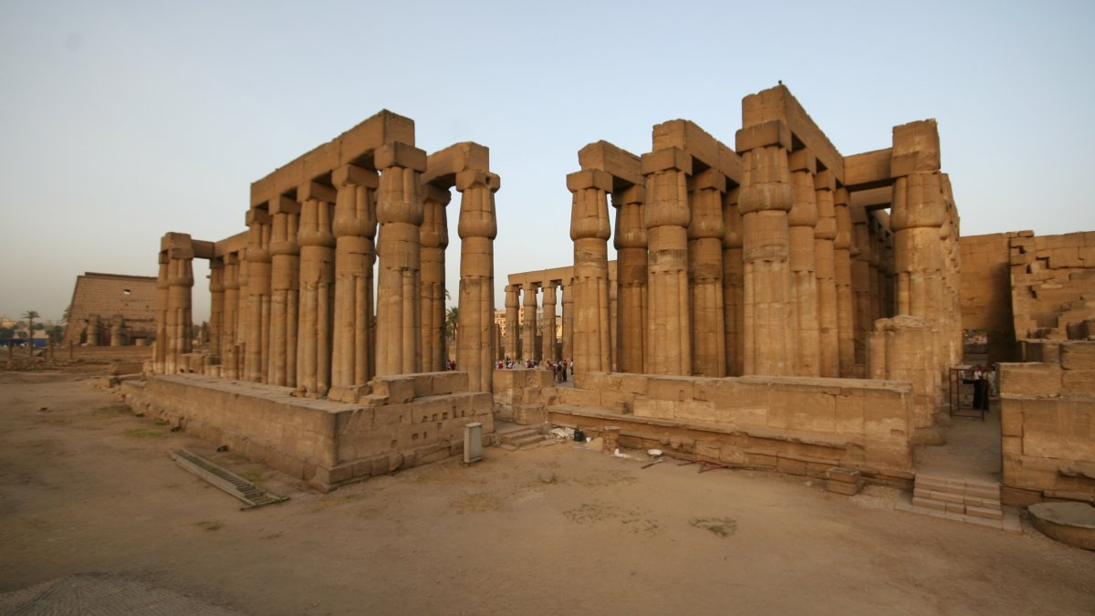 Picture of Luxor Temple